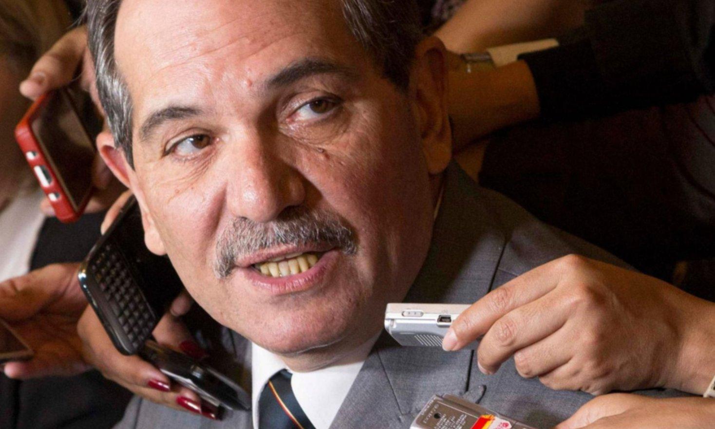 Alperovich seguirá de licencia por la investigación de abuso sexual
