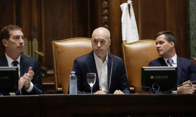 Larreta abre la Legislatura para tomar deuda por U$S 150 millones