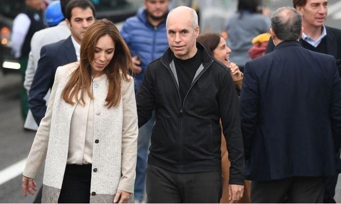 Vidal anunció que tiene COVID-19 y dio negativo el hisopado de Larreta