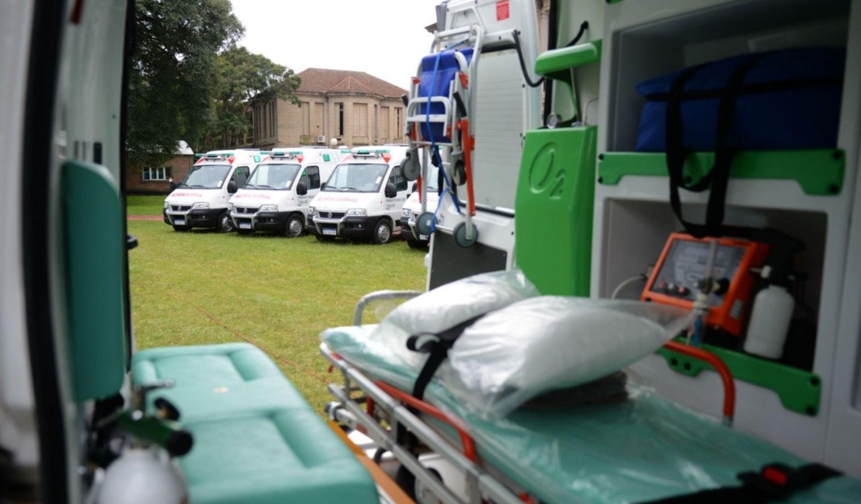 La historia de las ambulancias abandonadas que puso en foco al exministro Andrés Scarsi