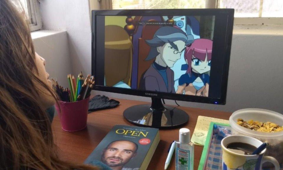 ¿Qué ves cuando me ves? TV en Internet en cuarentena