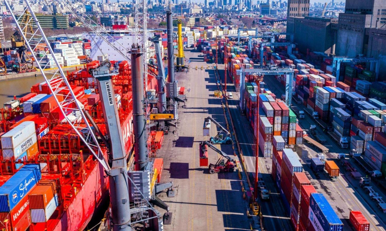 Meoni prorrogará concesiones de terminales portuarias de Buenos Aires