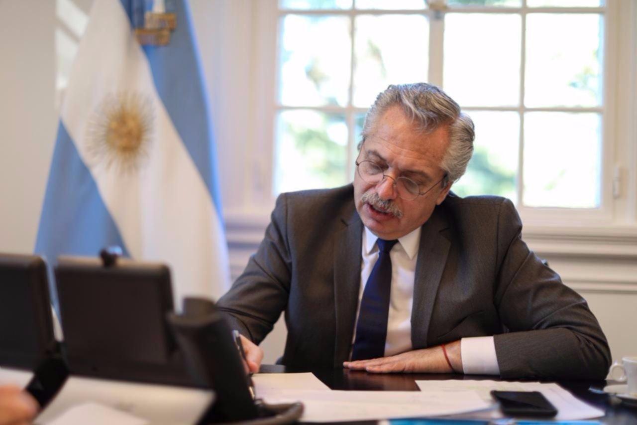 """Fernández: """"La intervención fue para rescatar a una empresa, no a directivos"""""""