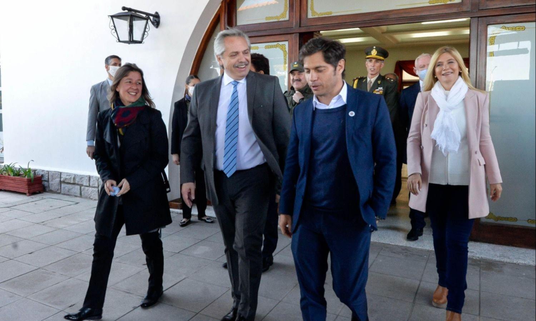 Por la emergencia, Kicillof recibirá de la Nación $14.500 millones