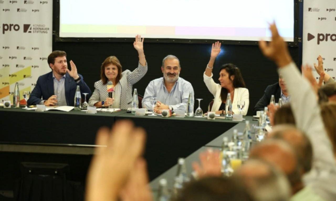 Juntos por un cambio: Bullrich y Larreta, en unión transitoria anti Peña