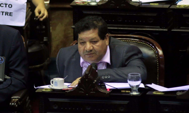El exdiputado Orellana fue procesado por abuso sexual en el Congreso