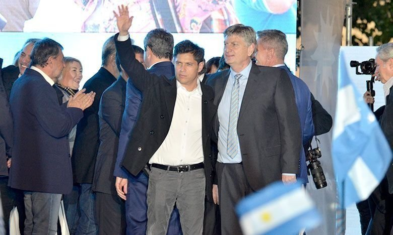 Gobernadores vuelven a plantear su preocupación por el avance de Portezuelo del Viento