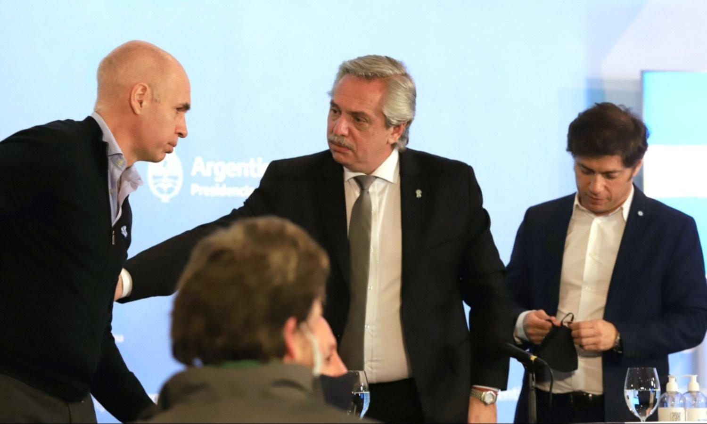 Los roces de Axel: Kicillof volvió a quebrar la paz con sus críticas a Vidal