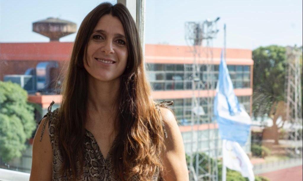 """Inés Arrondo: """"Las mujeres queremos discutir política, economía, estructuras"""""""