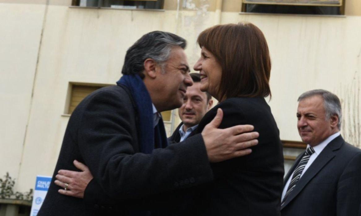 Halcones unidos: Bullrich y Cornejo se asocian en el club del 41%