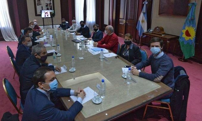 Kicillof evalúa crear un fondo especial para casos como el de Villa Azul
