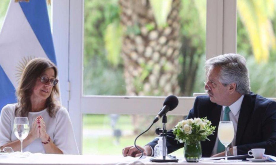 """Frederic aclaró que """"el Estado regula, pero no es autoritario"""""""