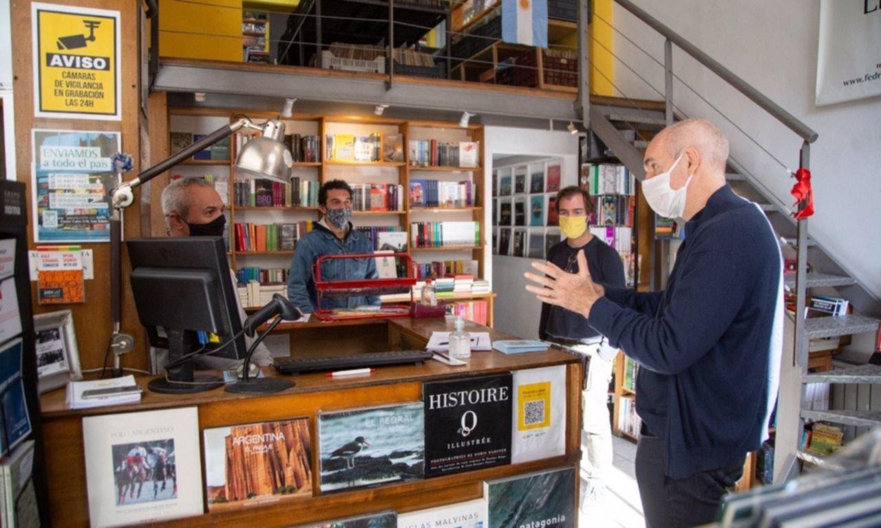 CAME rechazó el nuevo impuesto a las tarjetas de crédito que impulsa Larreta