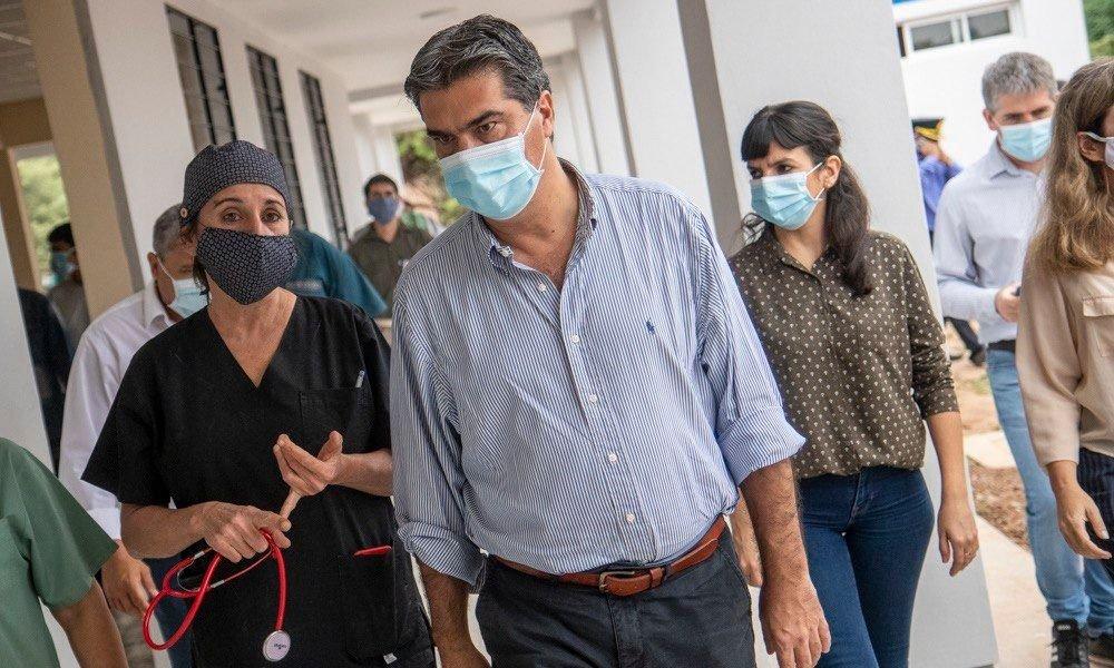 Chaco y el virus: la emergencia le abrió una crisis política a Capitanich