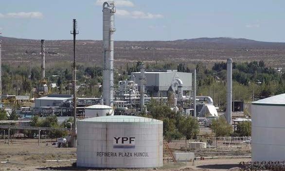 Diputados quieren blindar acciones de YPF