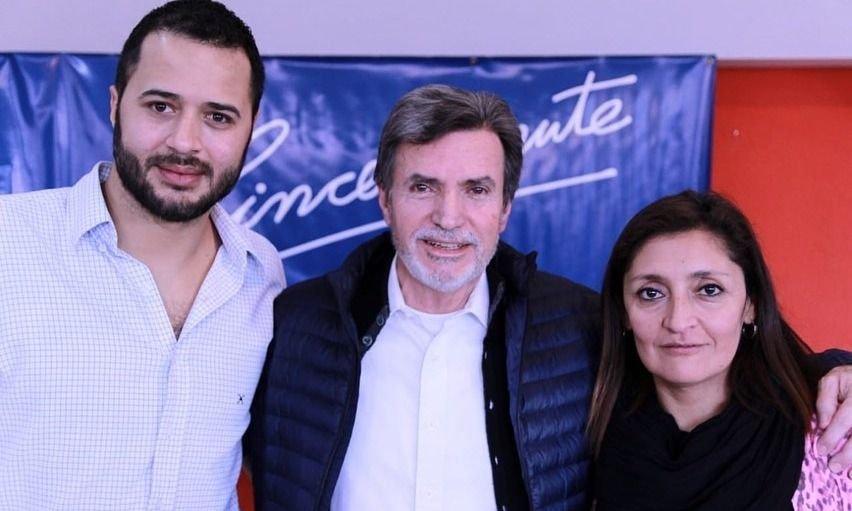 """Vaca Narvaja candidato: """"Soy hombre de acción, mi historia lo avala"""""""