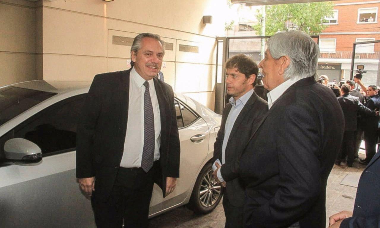 El Gobierno anuló una millonaria multa aplicada a Camioneros por Macri