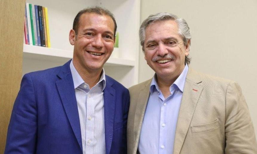 La gira patagónica de Fernández reaviva la concertación y pone en alerta al PJ