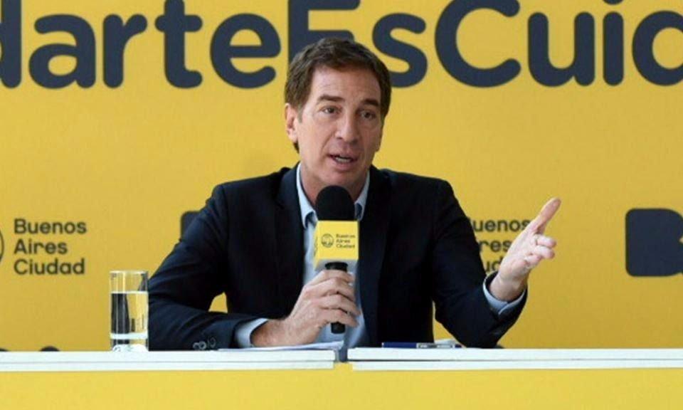 """Santilli: """"Jugamos en equipo con el Presidente y el gobernador bonaerense"""""""