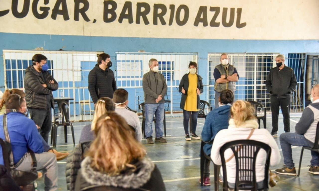 Villa Azul: a partir del lunes se implementará el aislamiento focalizado