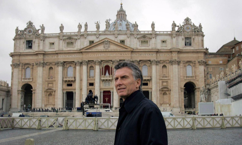 Los superagentes de Macri, tras las huellas de Bergoglio