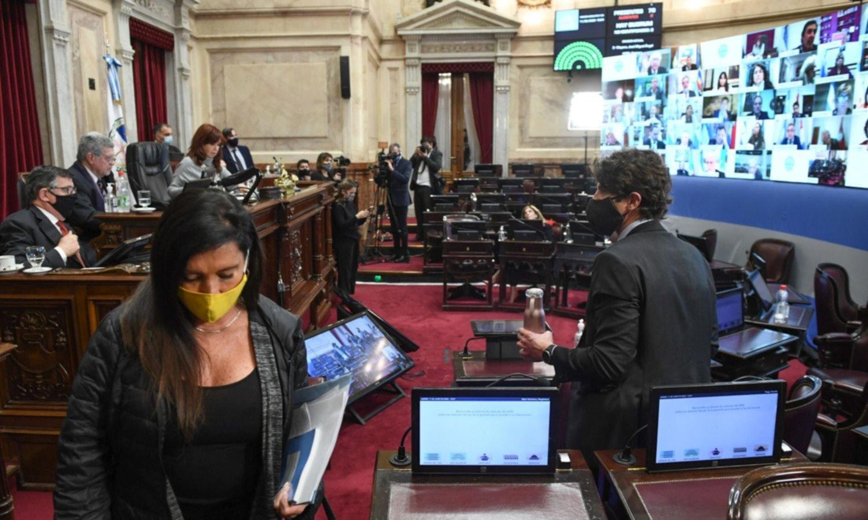 Otro portazo anticipa el plan de Cambiemos de guerrear con CFK en el Senado