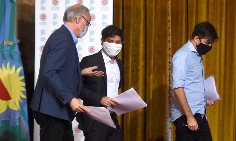 El aumento de contagios de junio alarma al gobierno de Kicillof