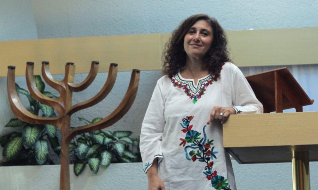 """Rabina Silvina Chemen: """"El aborto legal tiene que salir"""""""