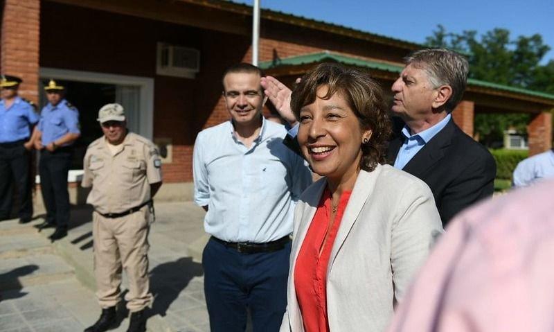 Asoman buenas noticias para La Pampa en la cumbre por Portezuelo