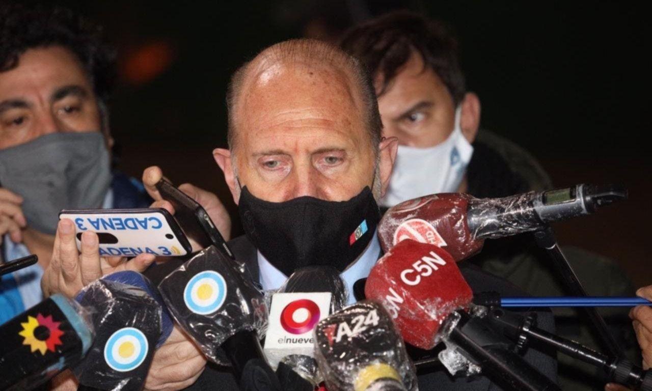 El incondicional de Perotti para manejar Vicentin