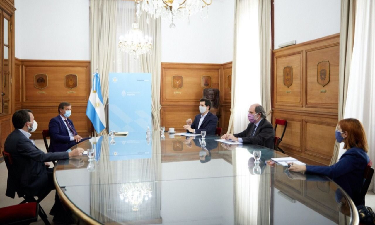 Portezuelo: Mendoza llevó una propuesta a Wado de Pedro previo a la reunión