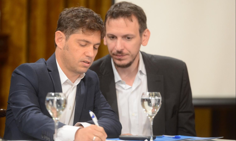 A través del Bapro, Kicillof destinó $30 mil millones para asistir a Pymes