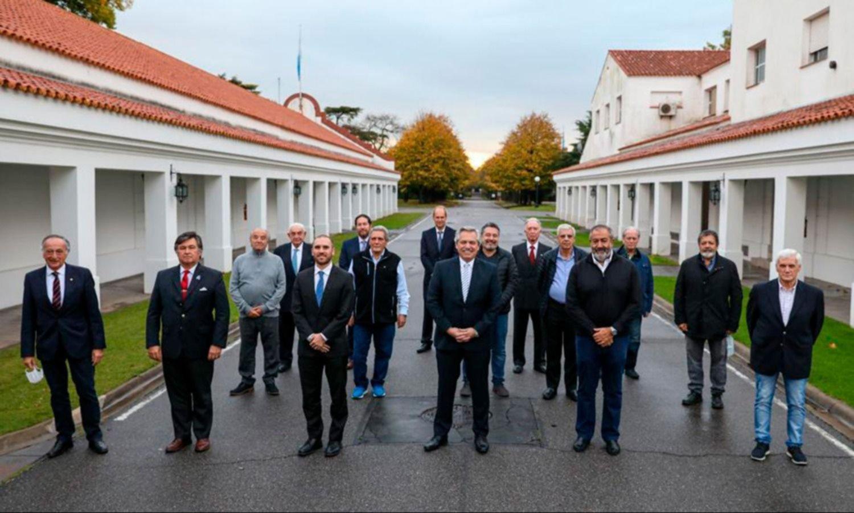 El pacto del Presidente y la burguesía nacional posible