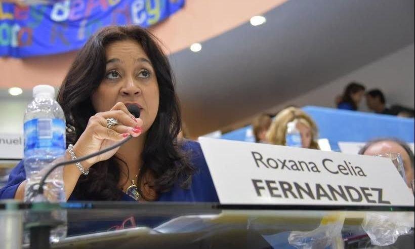 El blooper de una diputada que hace ruido en el oficialismo de Río Negro