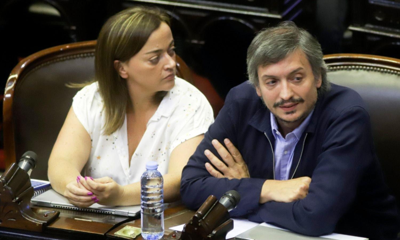 Impuesto a los ricos, el segundo semestre de Máximo Kirchner