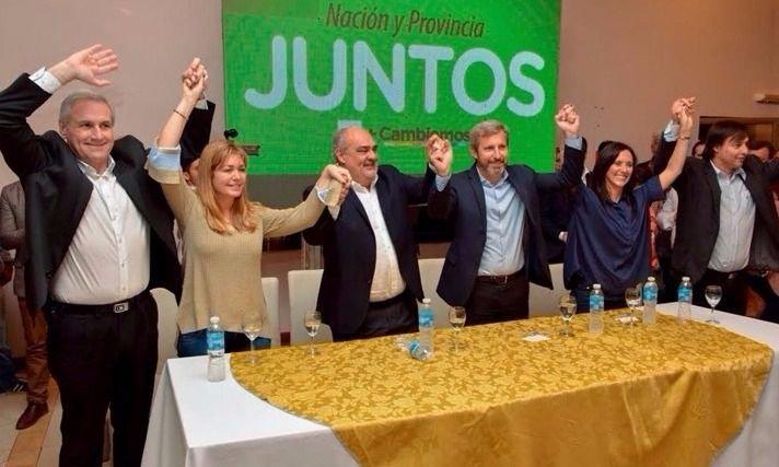 Colombi insultó a un periodista en una cuestionada presentación de candidatos