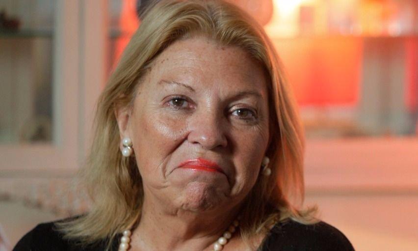 Carrió contra la Rosada: rechaza la remoción de Gils Carbó por decreto