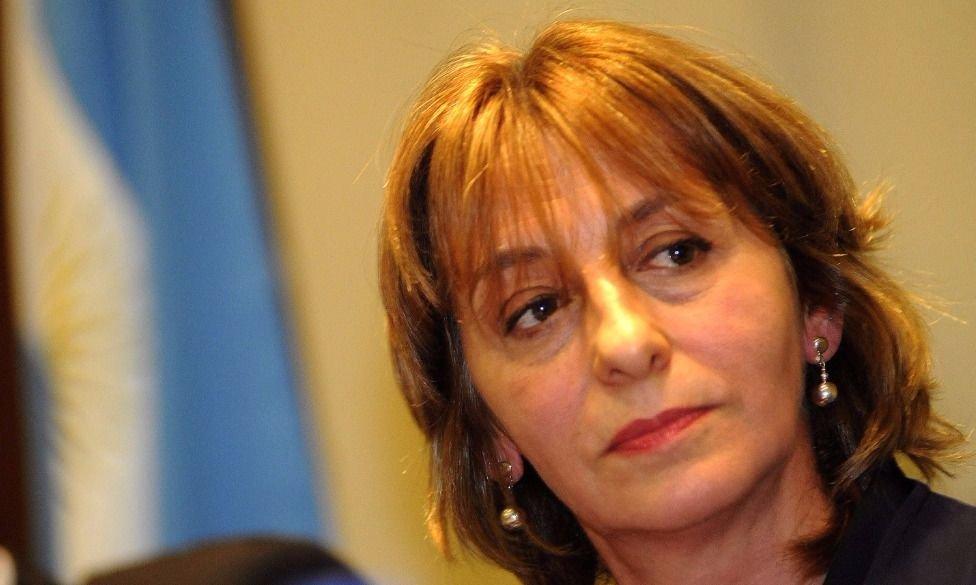 Gils Carbó internacionaliza su caso para exponer a Macri ante el mundo