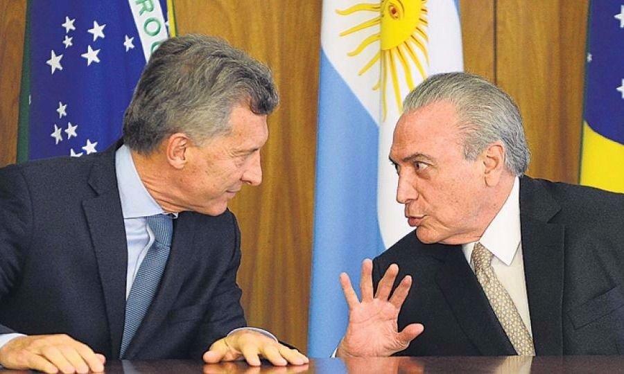 Procuradores acusan a Macri y Temer de obstaculizar investigación por Odebrecht