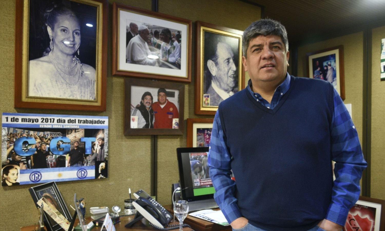 Fiscal vidalista, contra Pablo Moyano: pidió elevar la causa a juicio oral