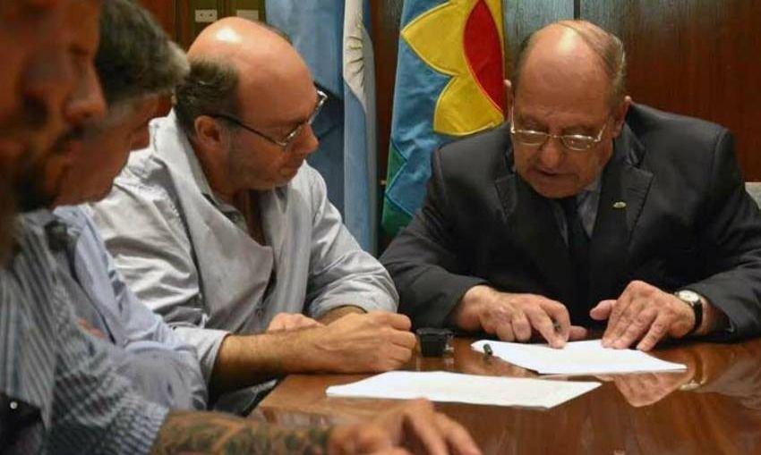 Mar del Plata: tras el acampe de cooperativistas, echan al responsable del área