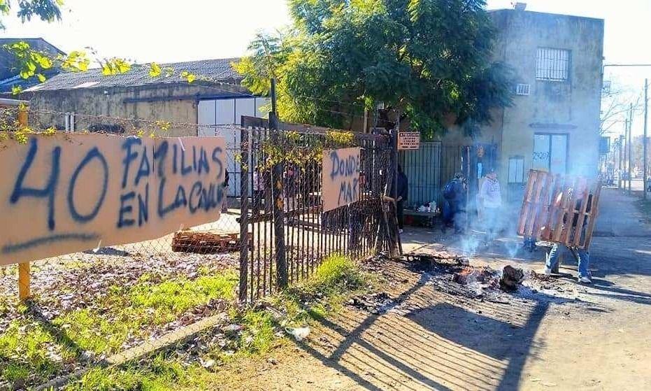 Quilmes: cerró una papelera y dejó 40 trabajadores en la calle