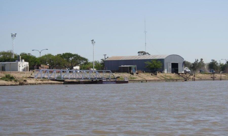 Perotti ordenó la intervención del puerto fantasma de Vicentin en Reconquista