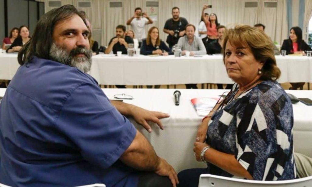 Kicillof dejó sin efecto los sumarios contra docentes iniciados por Vidal