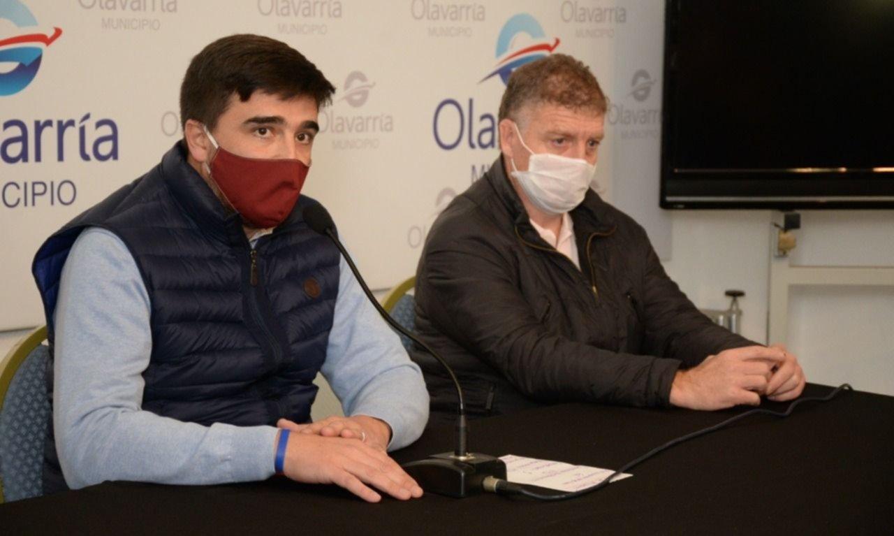 Galli denunció a municipios vecinos que prohíben el ingreso de olavarrienses