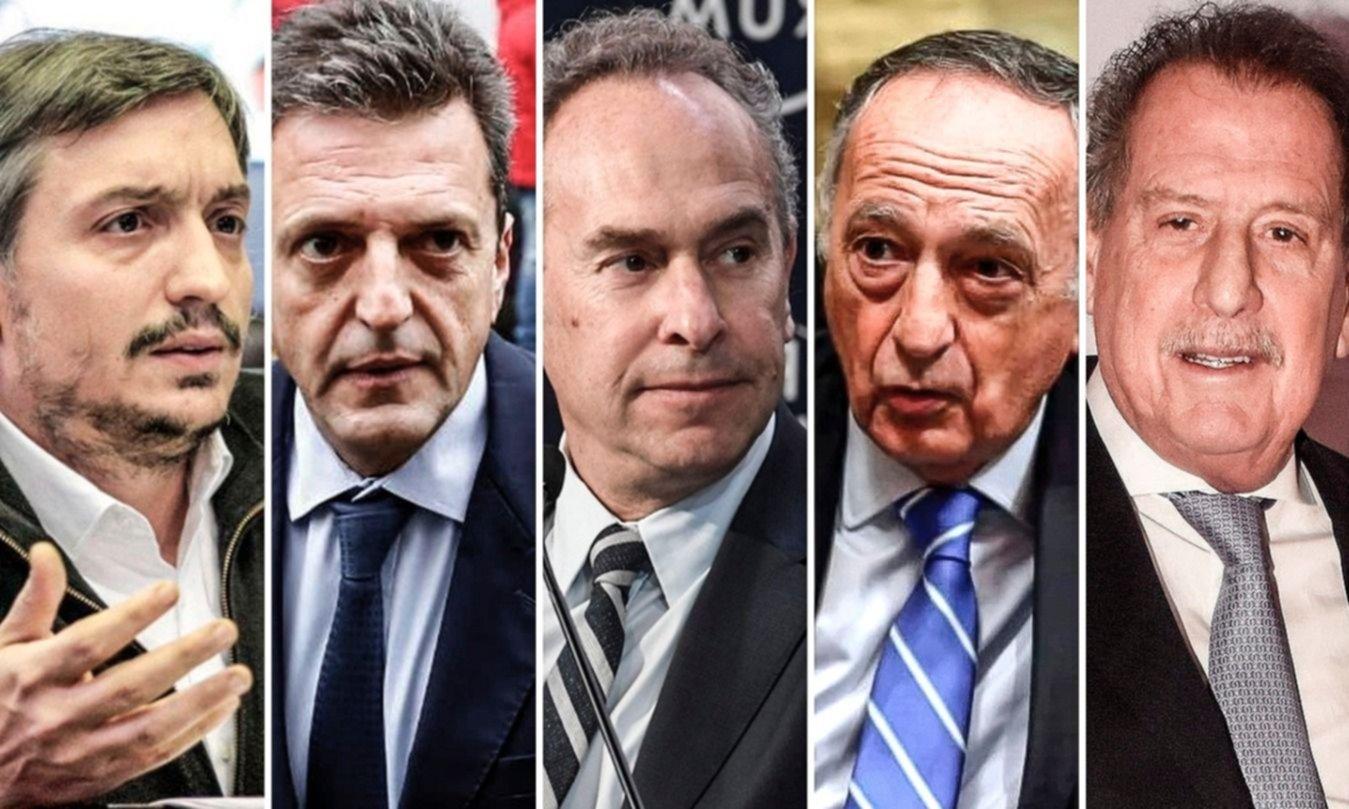 Como CFK en campaña, Máximo K. se deschavizó ante el Círculo Rojo