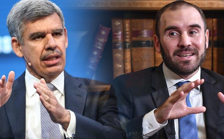 """Deuda: amigo árabe, usina anti Guzmán y la """"trinchera"""" que saltó Fernández"""