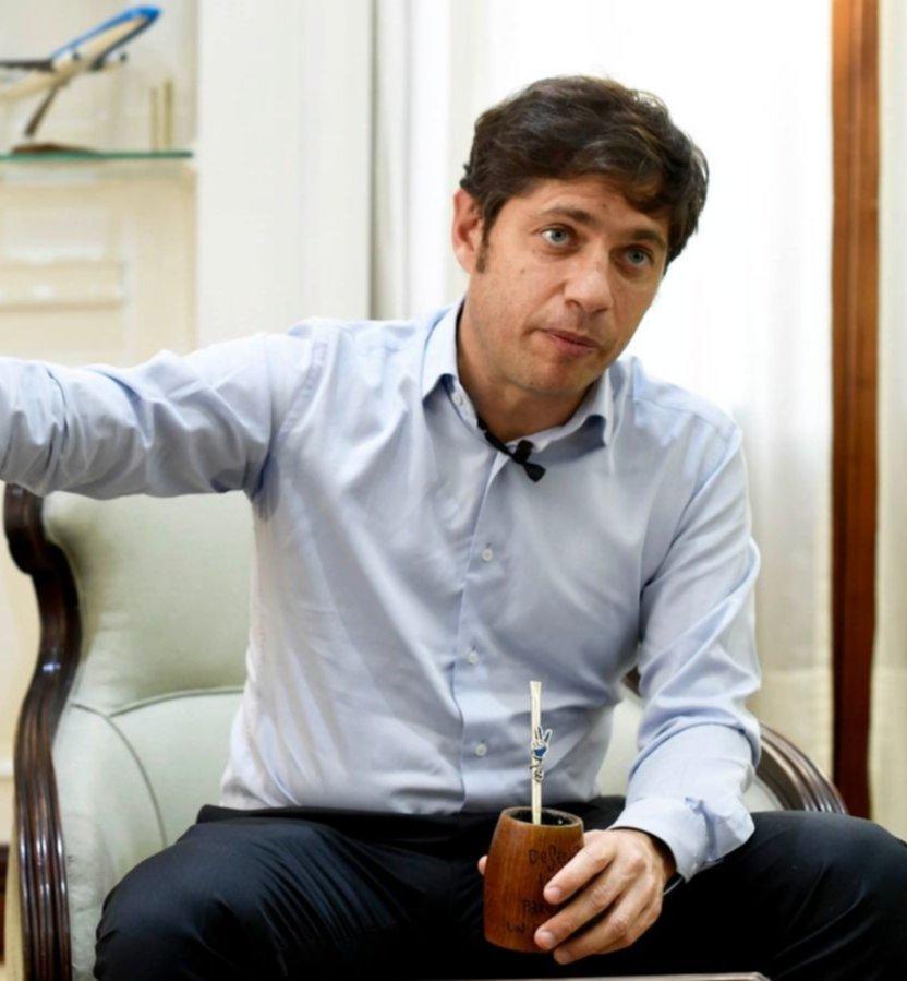 Gutiérrez: Kicillof esquiva el barro pero agita rebelión de palomas PRO