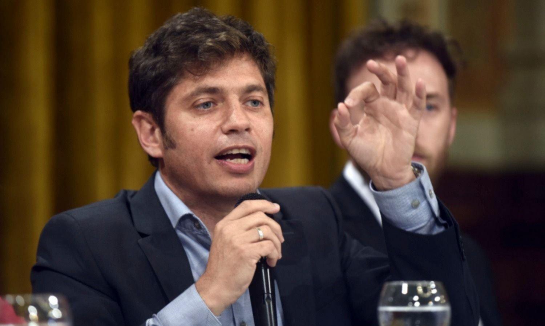 Caso Gutiérrez: Kicillof no aguantó la mordaza y apuró a las palomas PRO