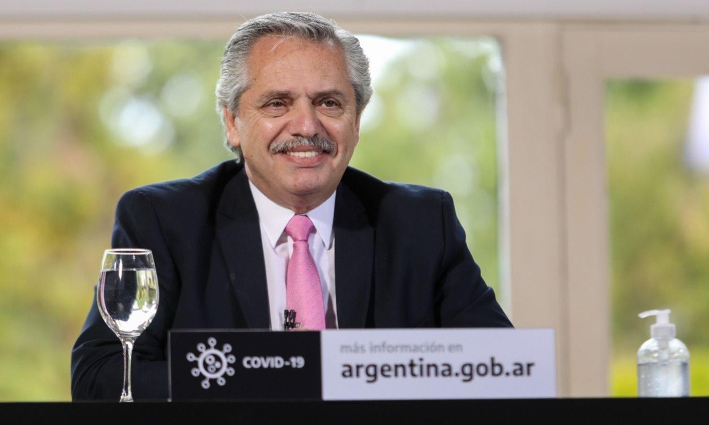 Ante el Círculo Rojo, Fernández reactivó la alarma del estatismo